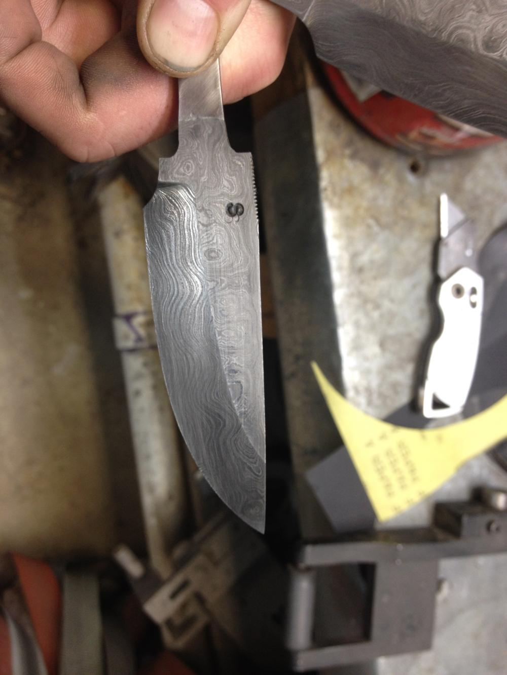 Samantha's blade