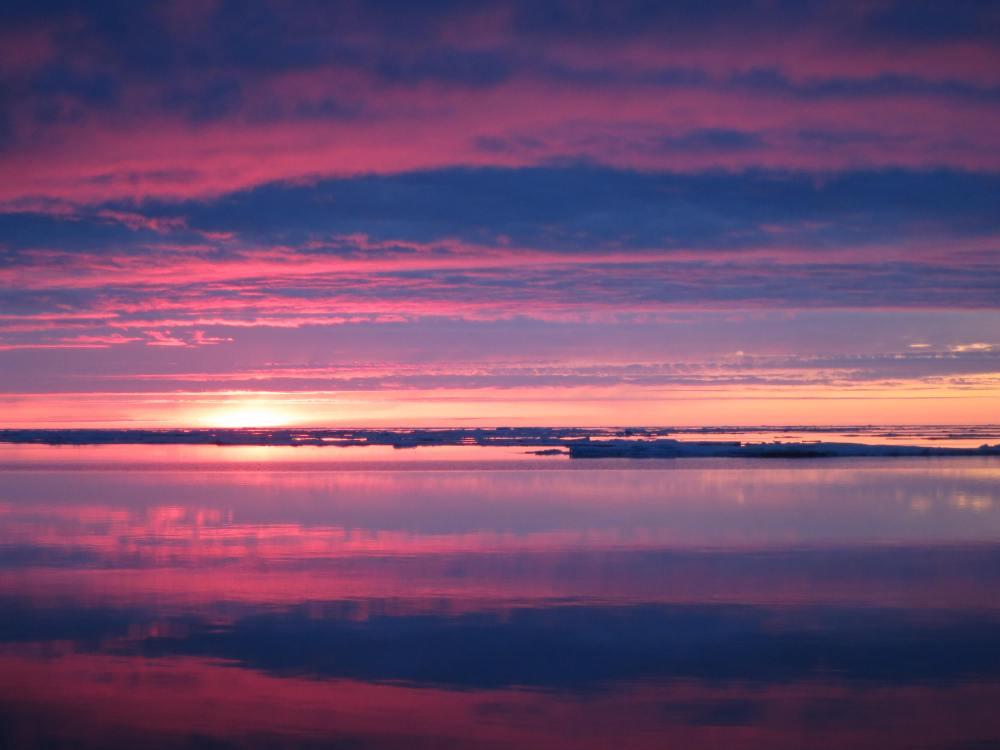 Effort and reward in the Northwest Passage.