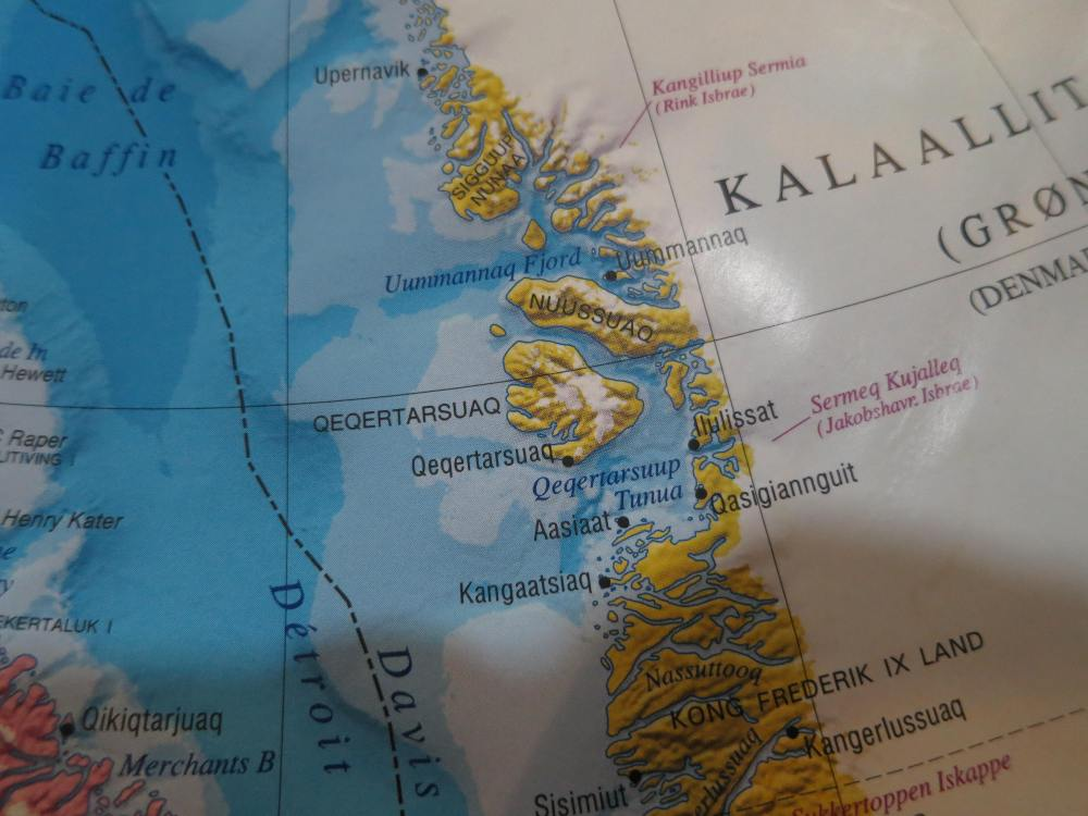 Disko Island, an explorers dream!