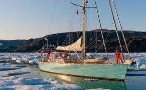 SV Salty, operating in Alaska.  www.sailwith7.com